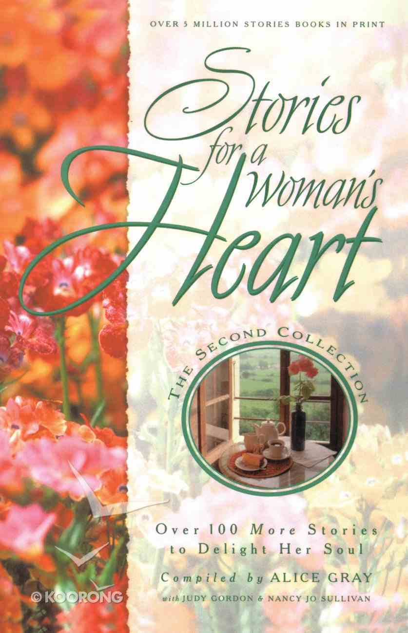 Stories For a Woman's Heart #02 Paperback