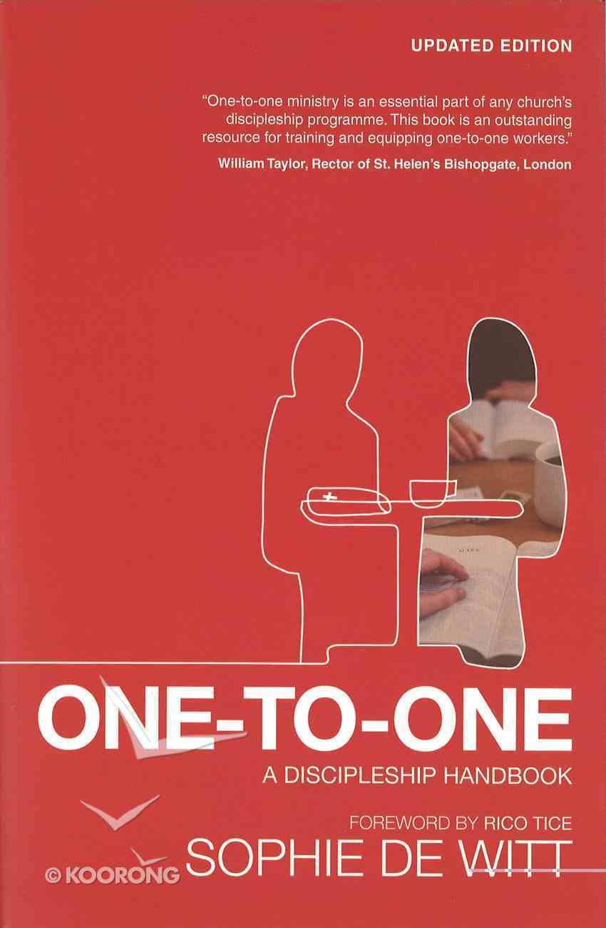 A One to One; Discipleship Handbook Paperback