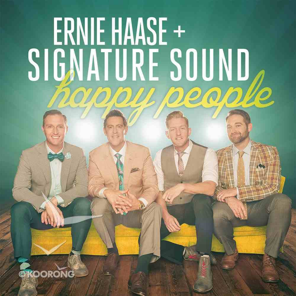 Happy People CD