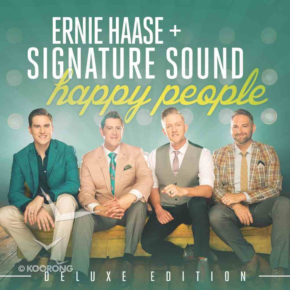 Happy People Deluxe Edition CD