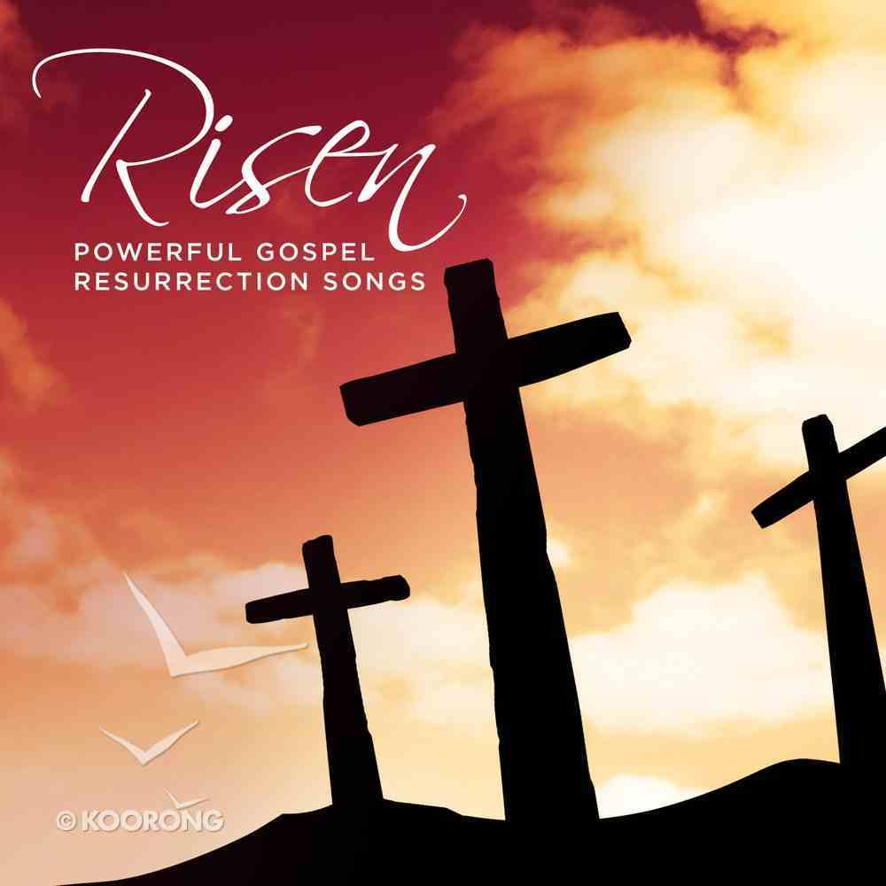 Risen: Powerful Gospel Resurrection Songs CD