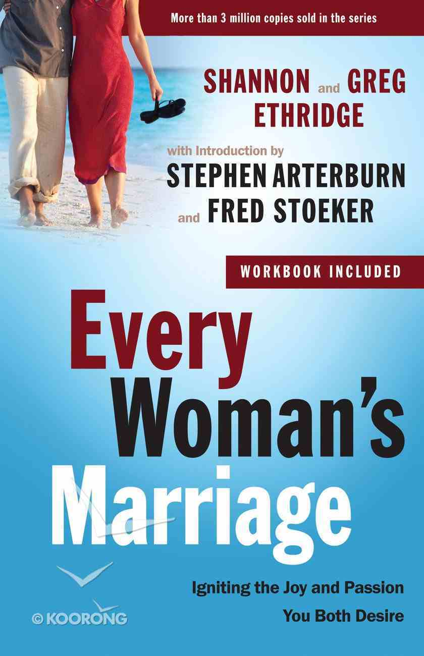 Every Woman's Marriage Paperback