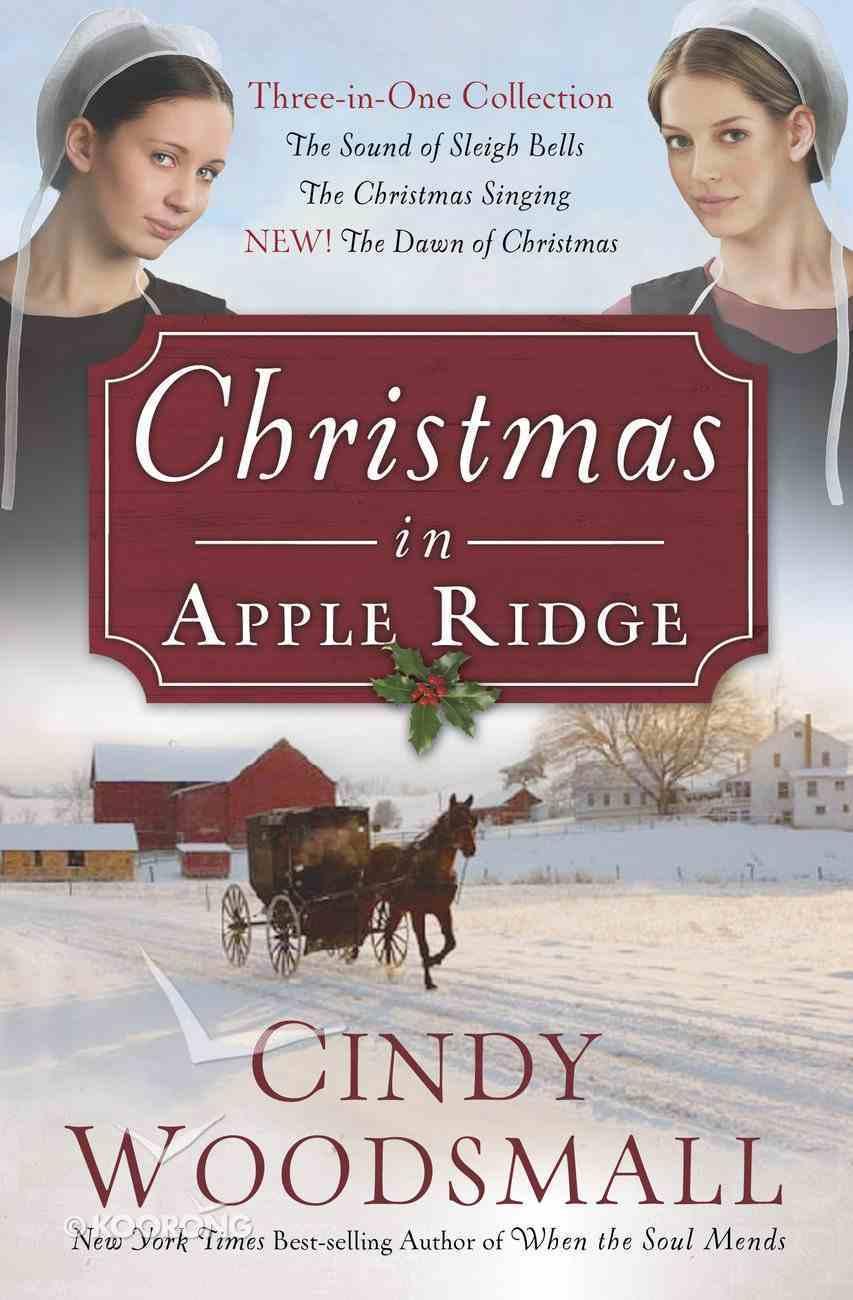 Christmas in Apple Ridge (Three In One) Paperback