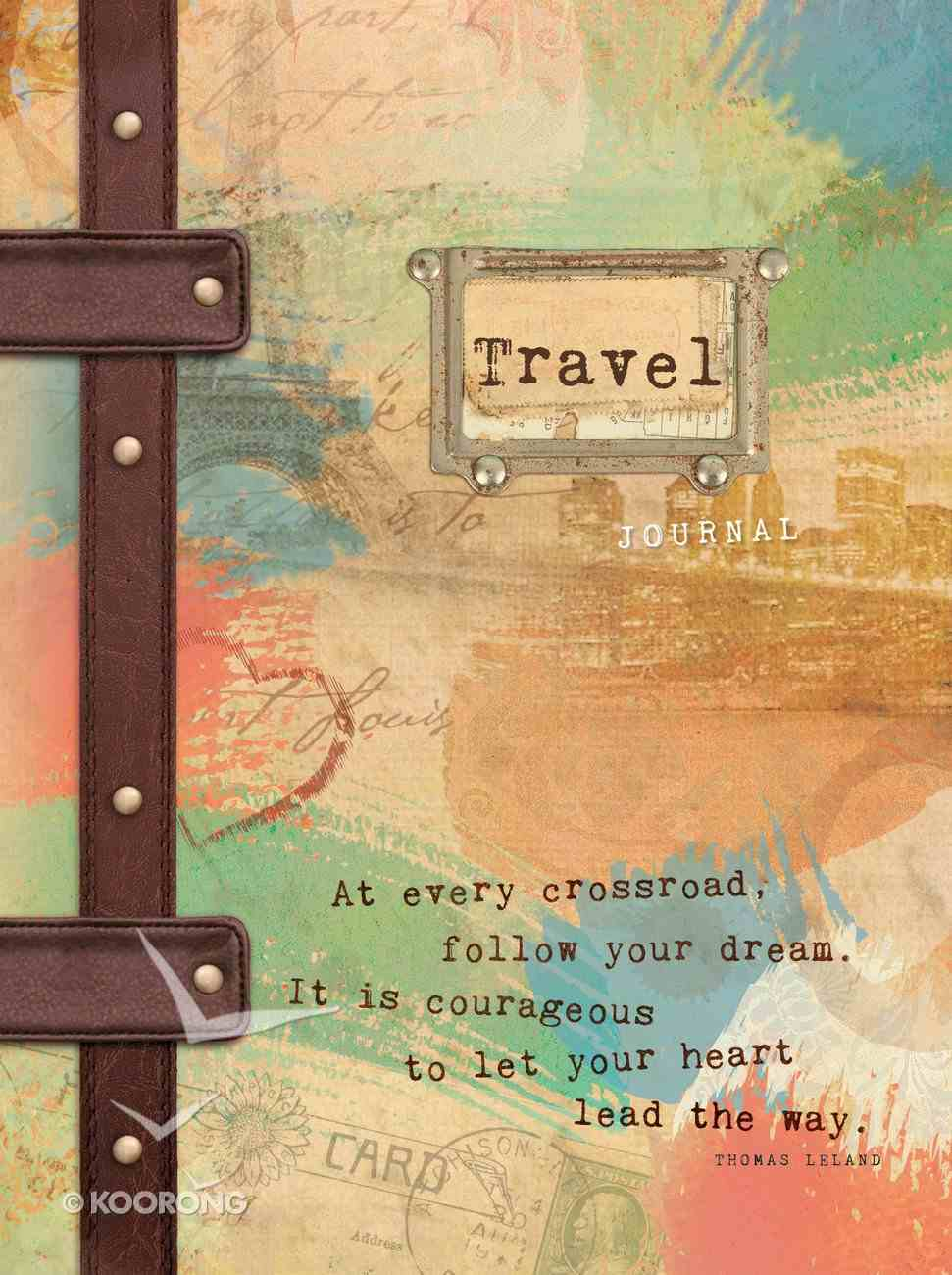 Journal: Travel Journal Hardback