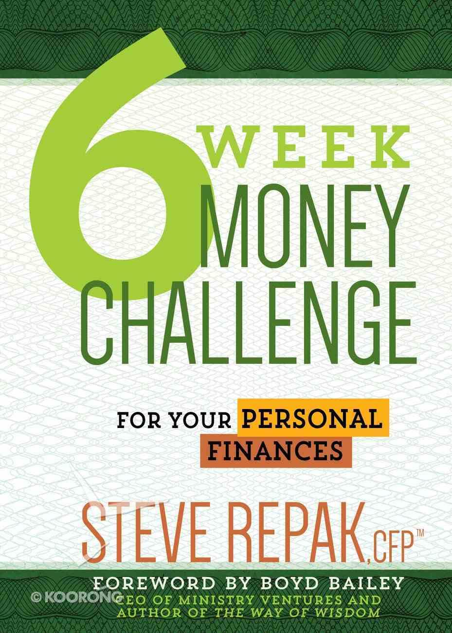 6-Week Money Challenge Hardback
