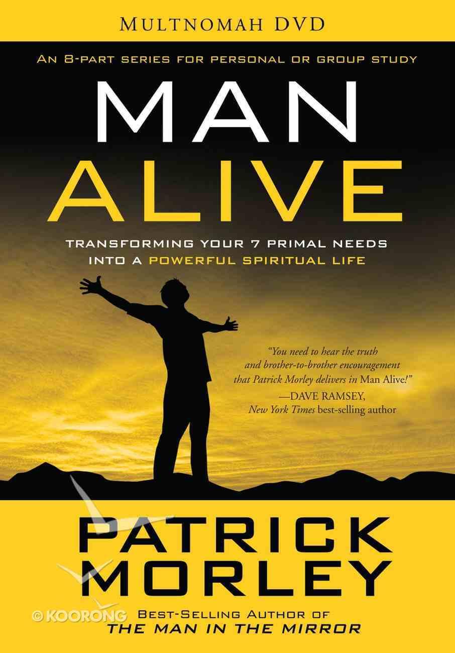 Man Alive Study Resource DVD