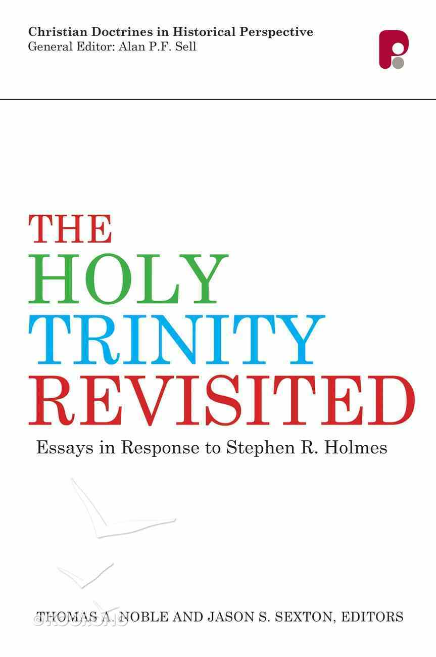The Holy Trinity Revisited eBook