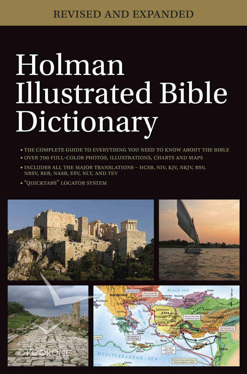 Holman Illustrated Bible Dictionary Hardback