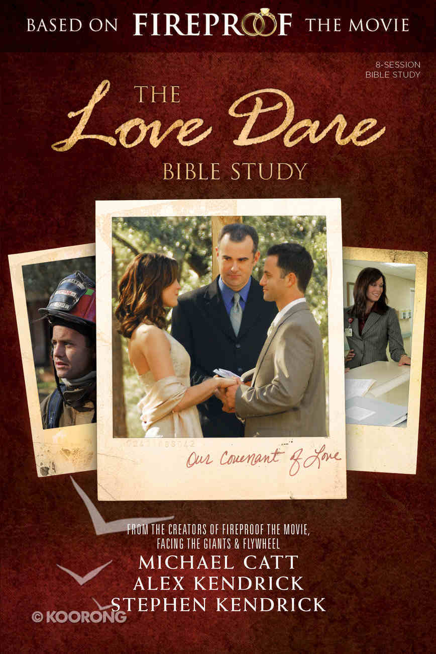 Love Dare Bible Study, the (Updated Book) (Bible Study Book) Paperback