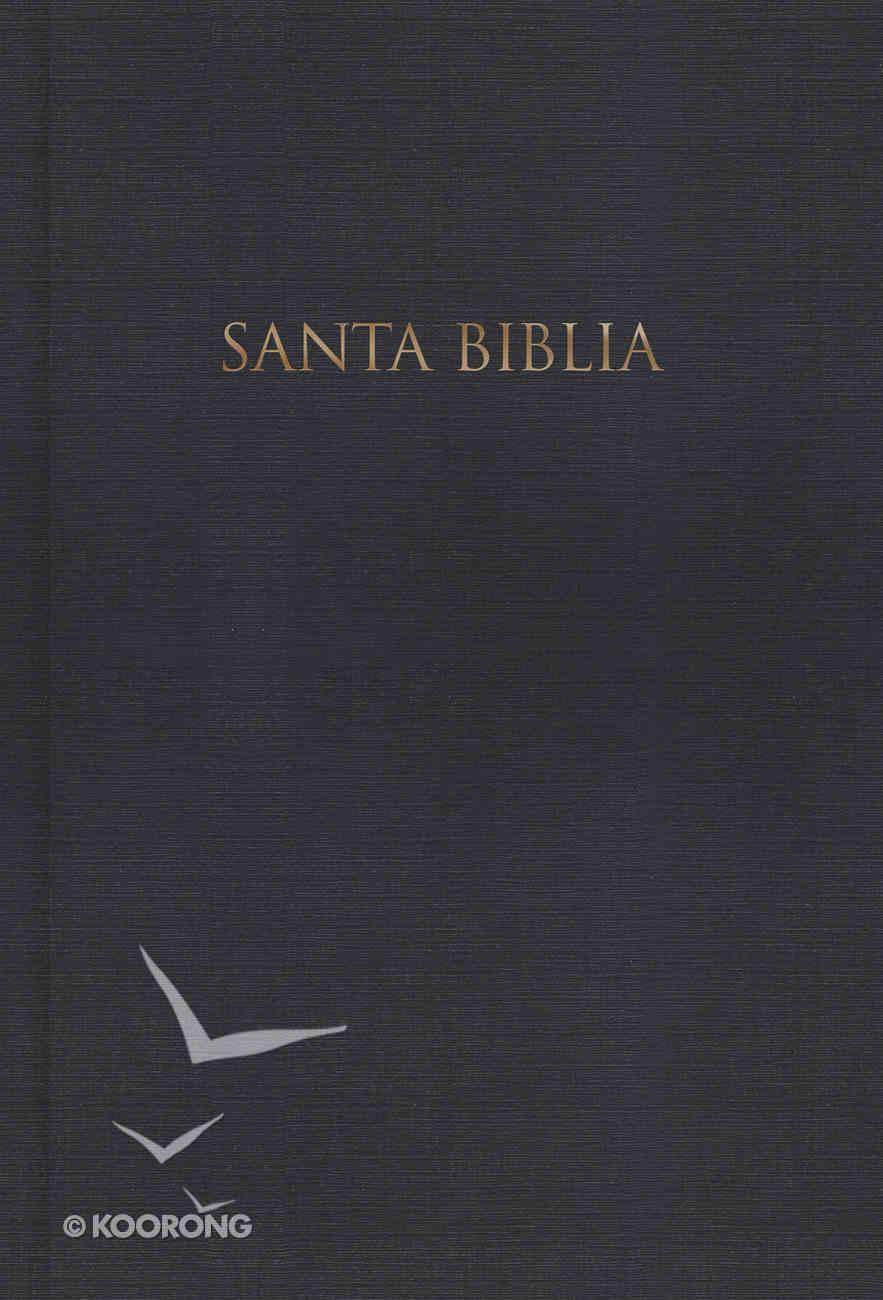 Rvr 1960 Biblia Letra Grande Con Referencias, Negro (Black) Hardback