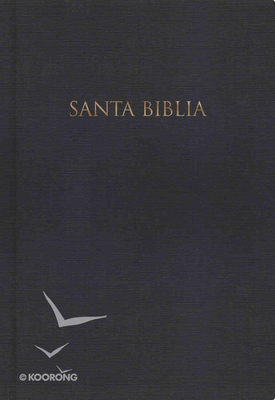 Rvr 1960 Biblia Para Regalos Y Premios, Negro (Red Letter Edition) Hardback