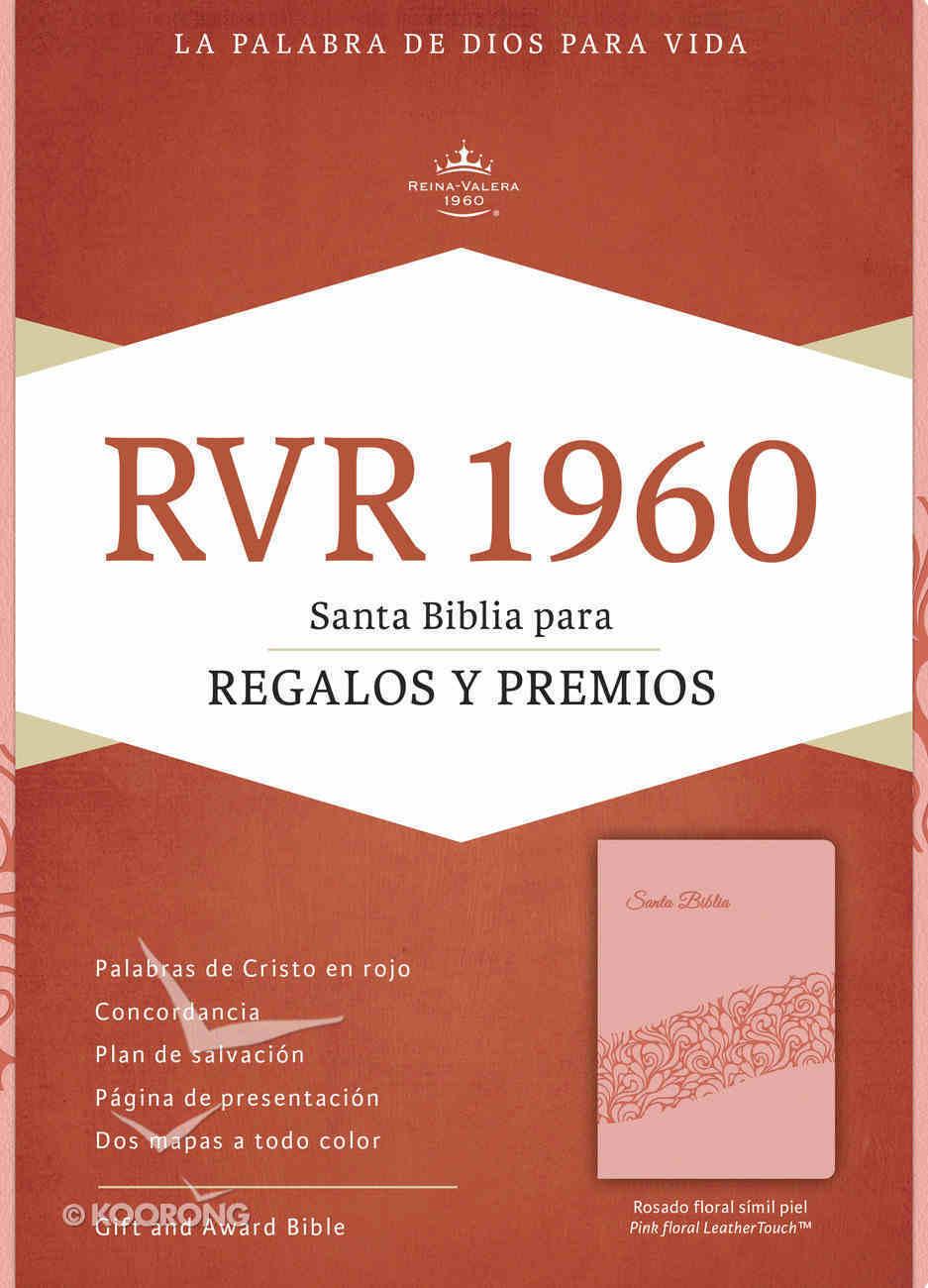 Rvr 1960 Biblia Para Regalos Y Premios, Rosado (Pink) Imitation Leather