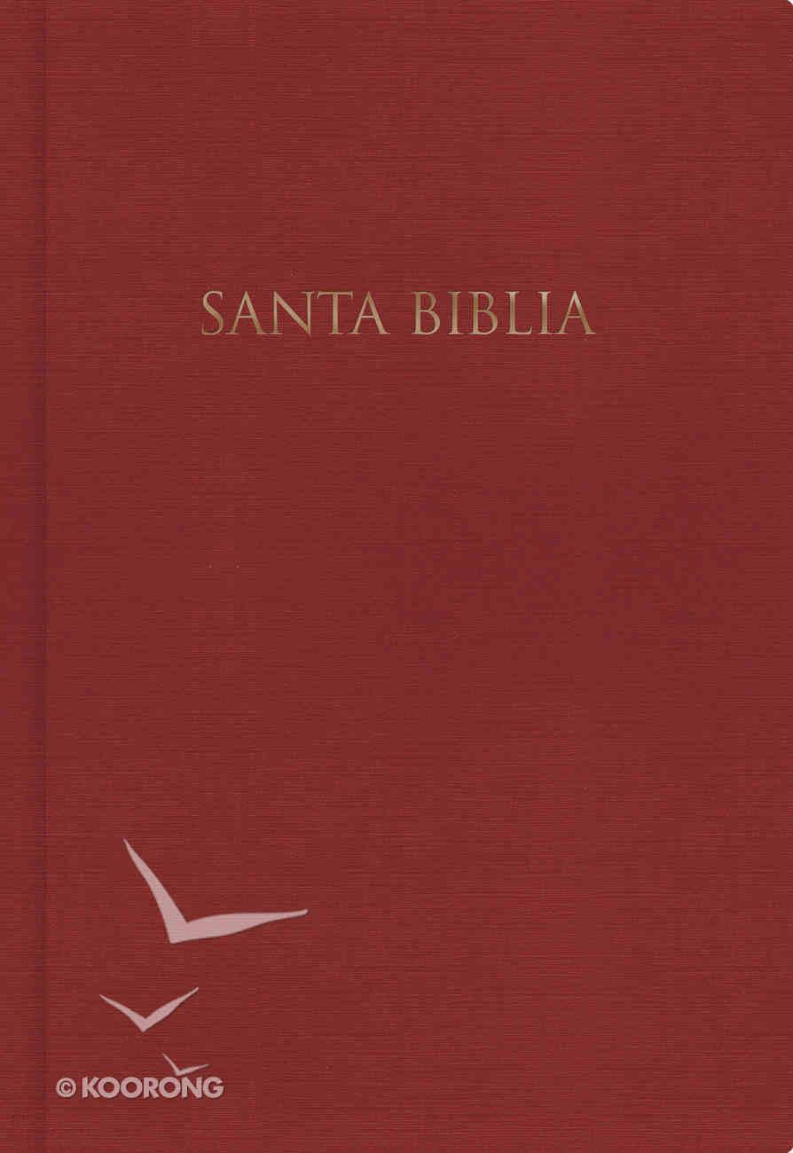 Rvr 1960 Biblia Para Regalos Y Premios, Rojo Hardback