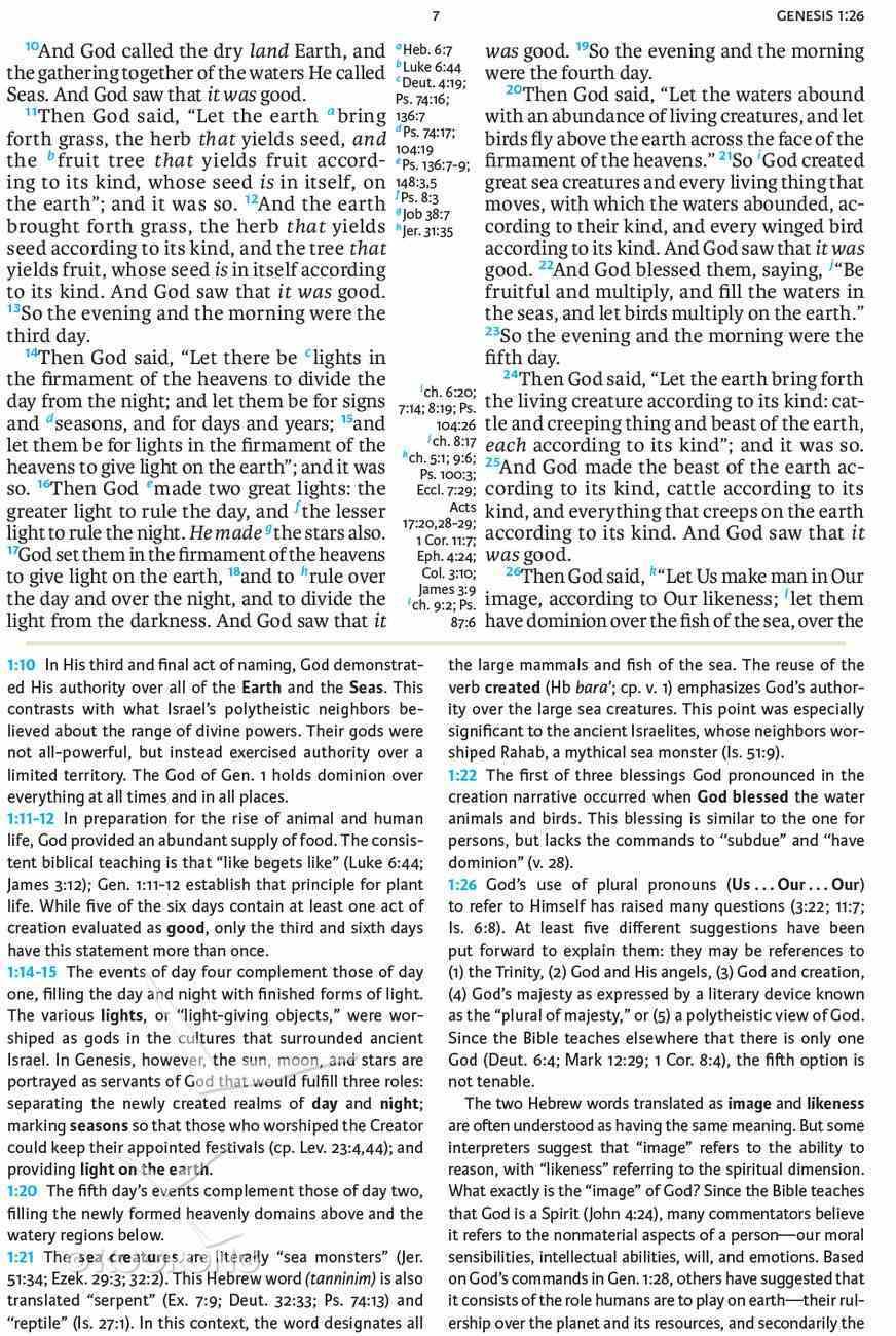 NKJV Holman Study Bible Large Print Edition Saddle Brown Indexed Imitation Leather