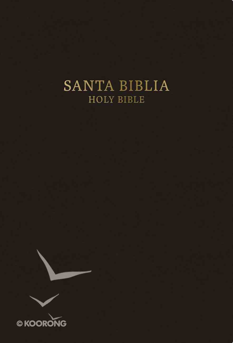 Rvr 1960/Kjv Biblia Bilinge Tamao Personal, Tapa Dura Hardback
