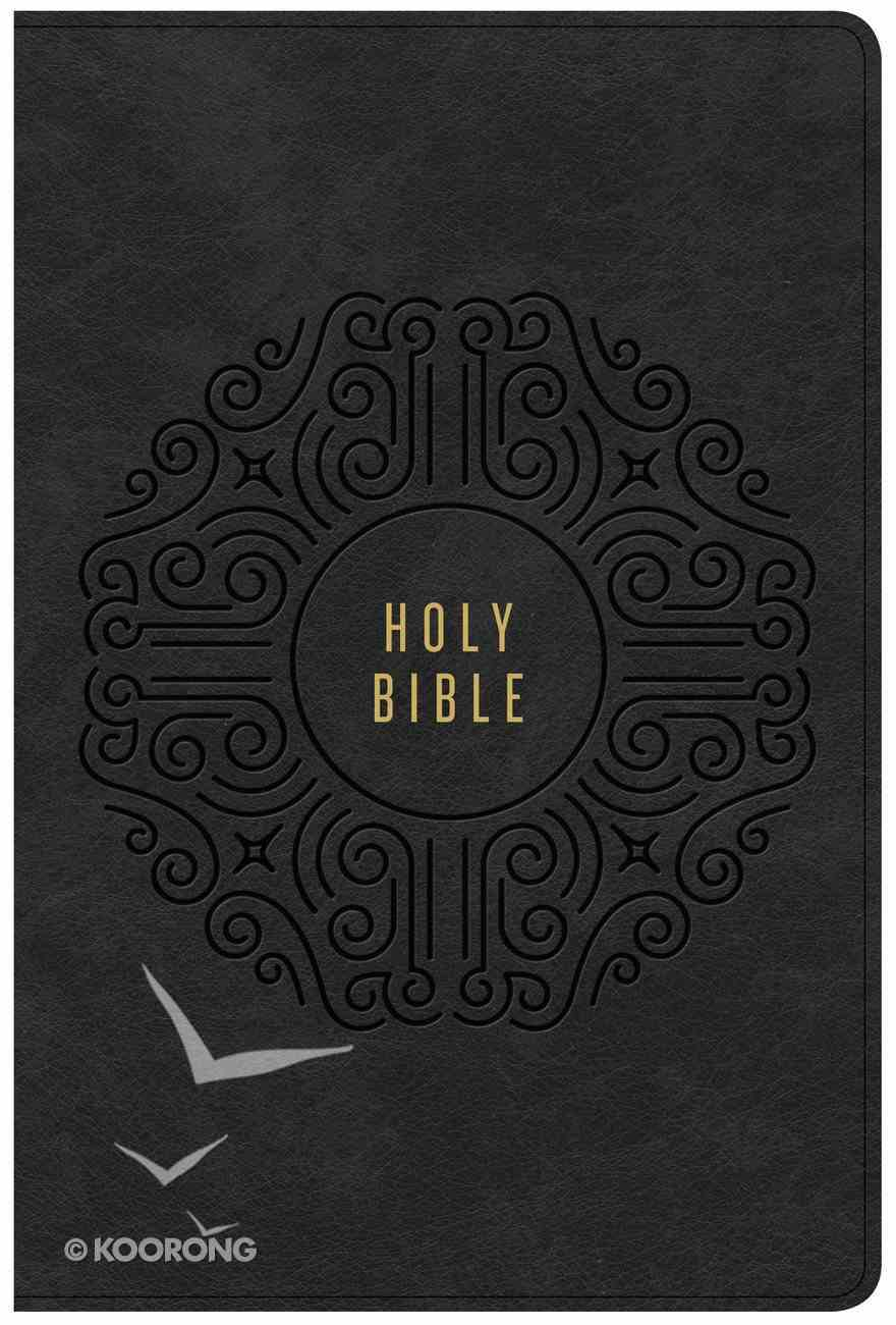 KJV Creedal Bible Black Imitation Leather