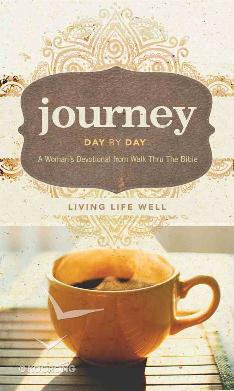 Journey Day By Day Hardback