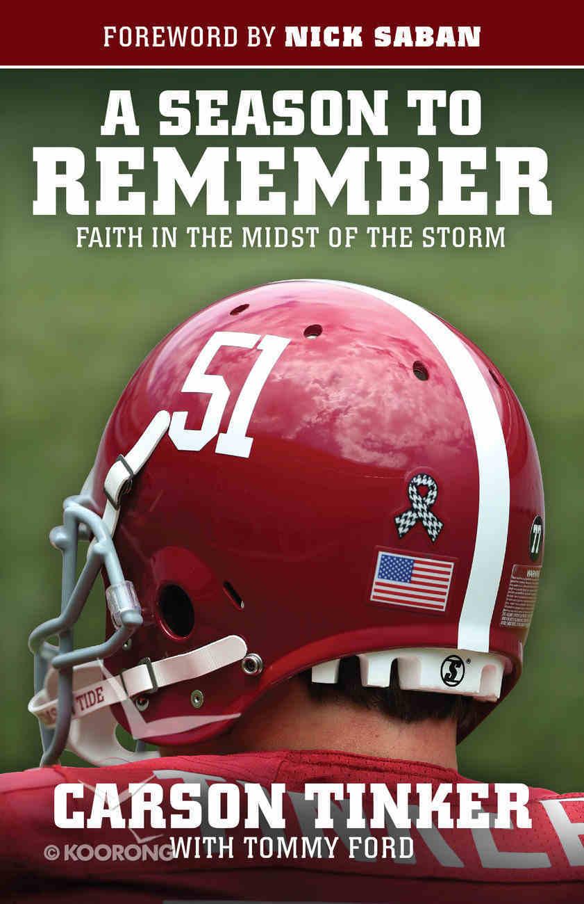A Season to Remember Paperback