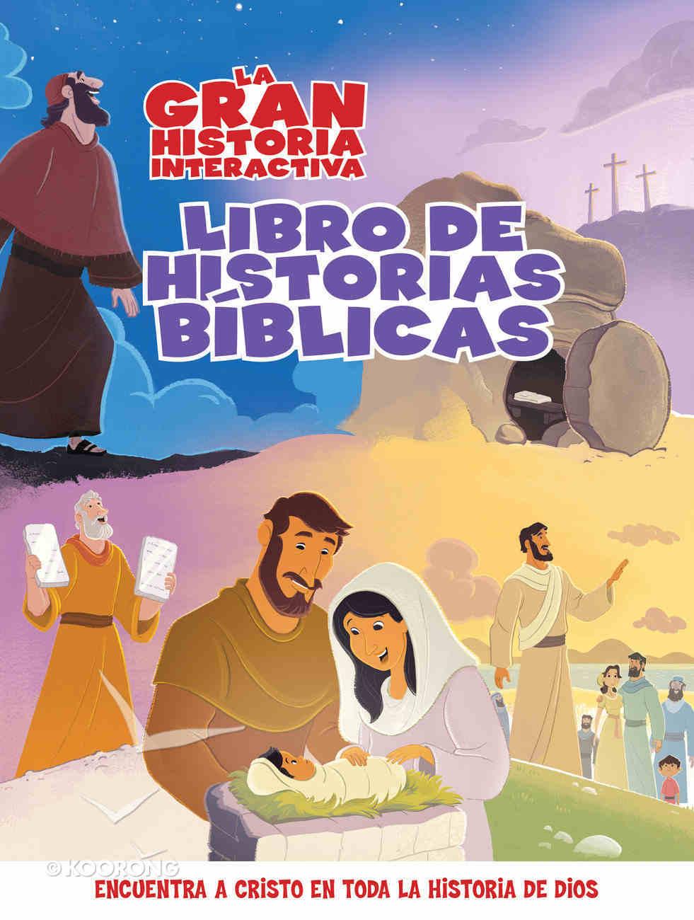 Gran Historia, La: Libro De Historias Biblicas (Big Picture Interactive Storybook) Hardback