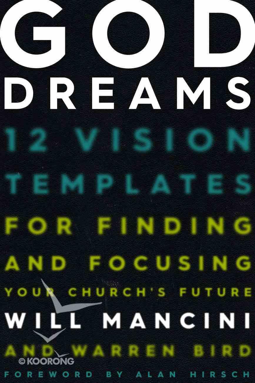 God Dreams Hardback