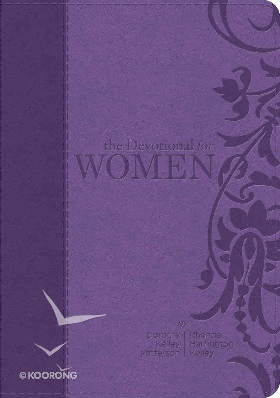 The Devotional For Women Genuine Leather