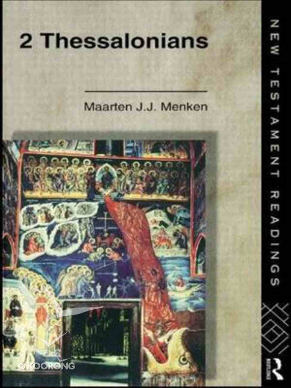 2 Thessalonians (New Testament Readings Series) Paperback
