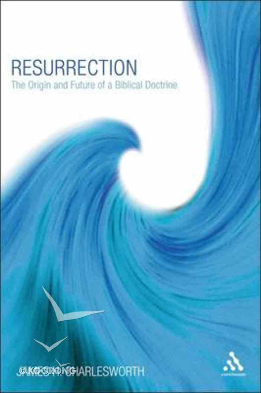 Resurrection Hardback