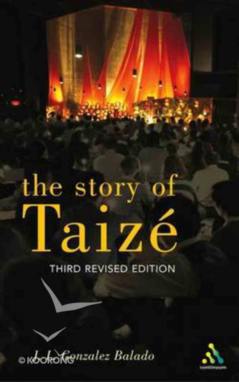 The Story of Taize Paperback