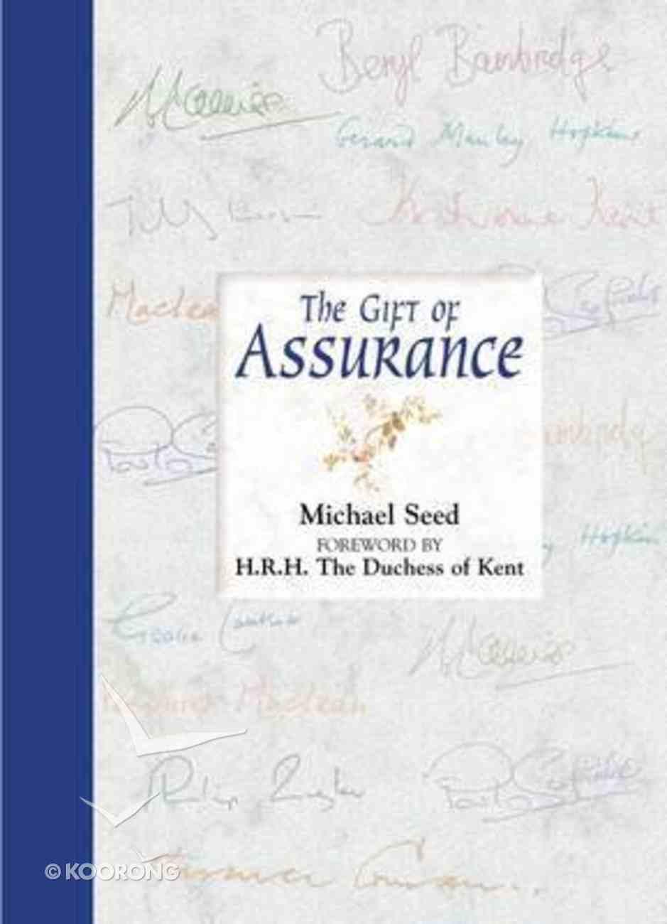 Gift of Assurance Hardback