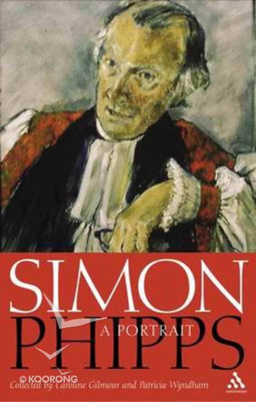 Simon Phipps: A Portrait Paperback