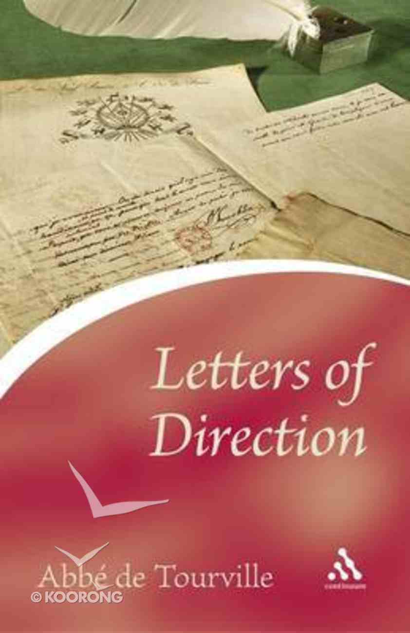 Letters of Direction Paperback