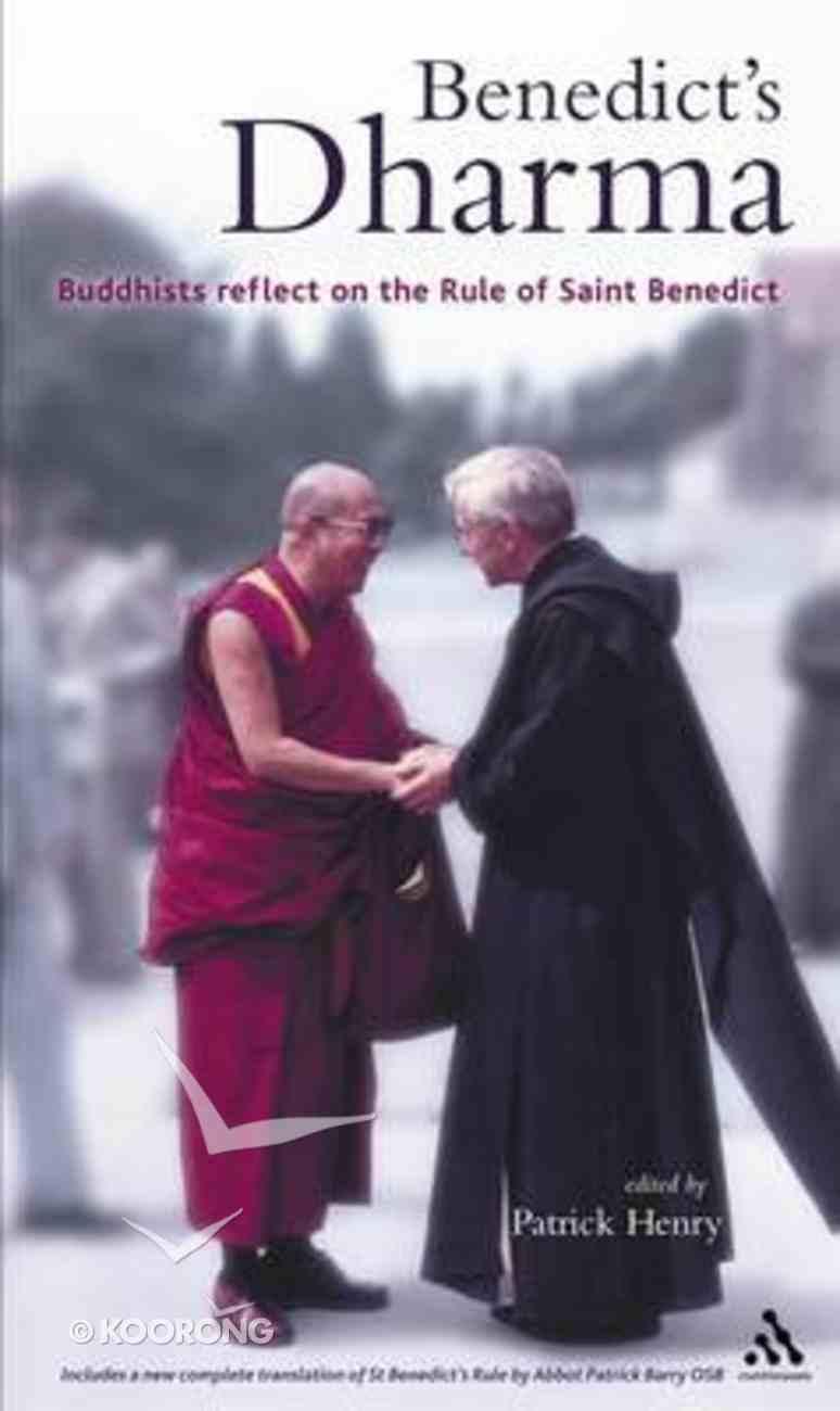 Benedict's Dharma Paperback