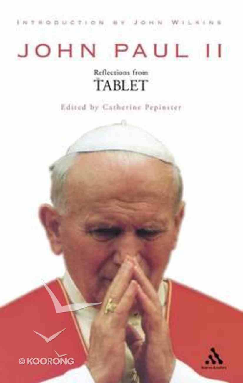 John Paul II Paperback