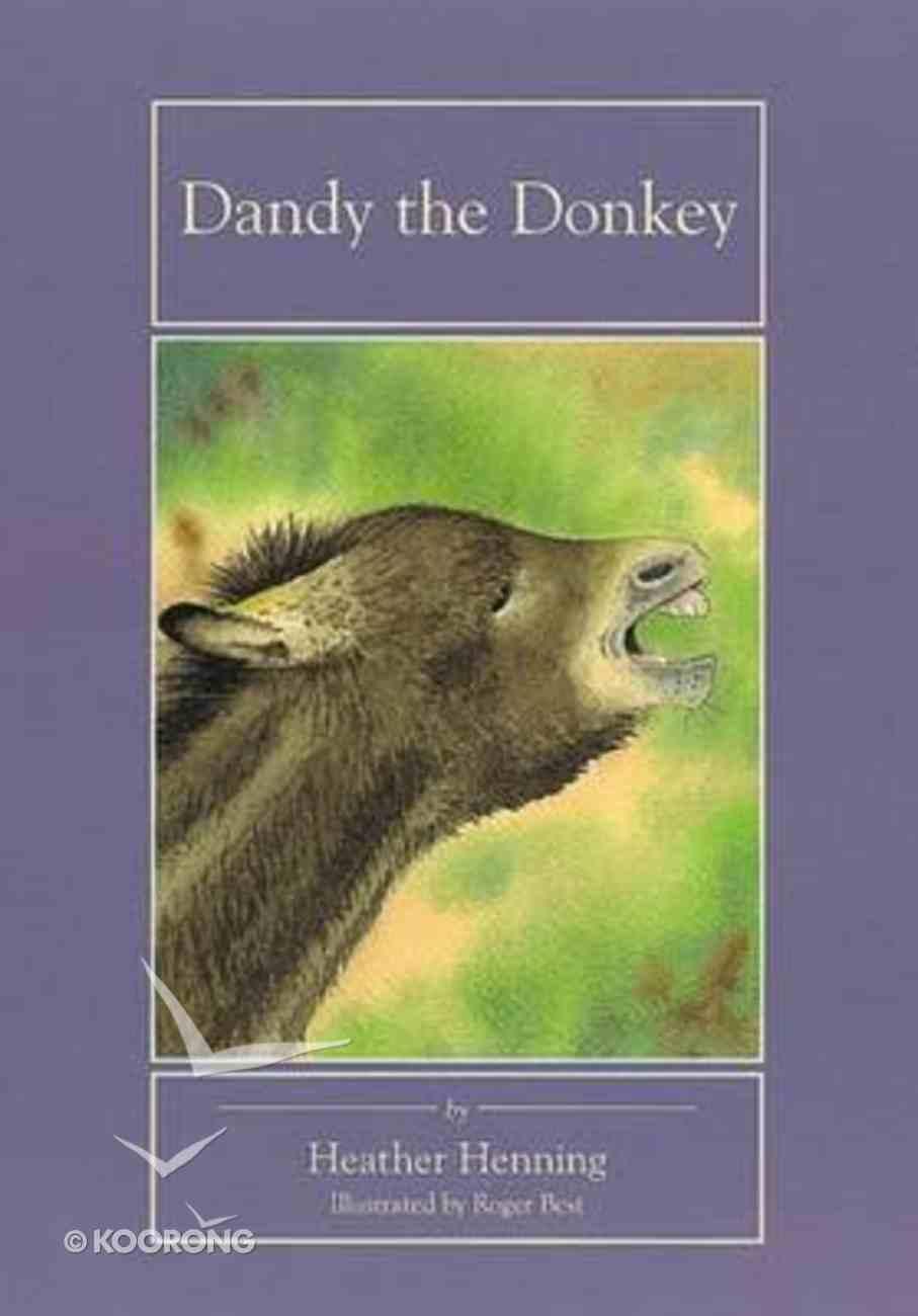 Dandy the Donkey Paperback