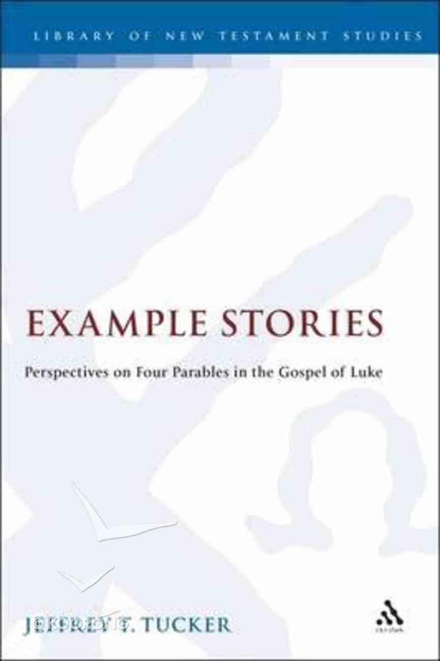 Example Stories Hardback