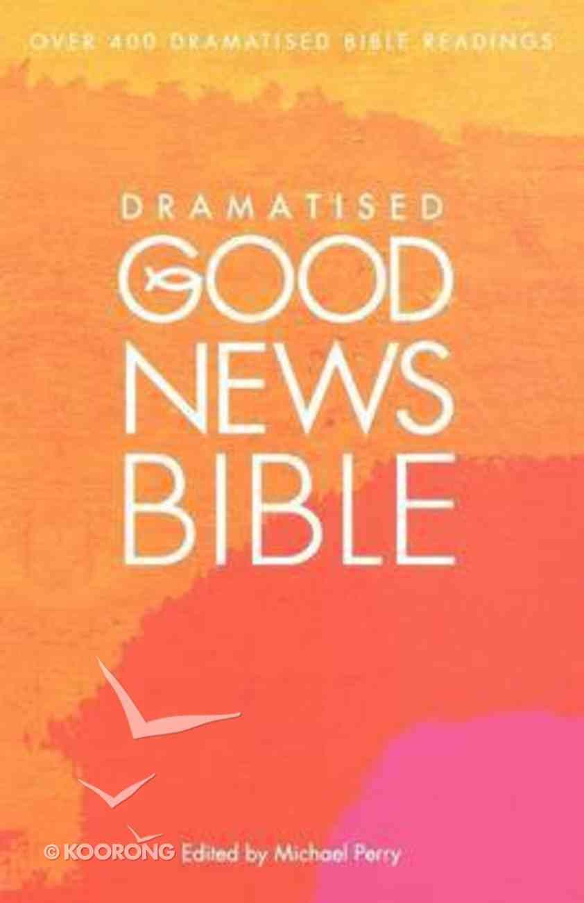 GNB Dramatised Bible Paperback