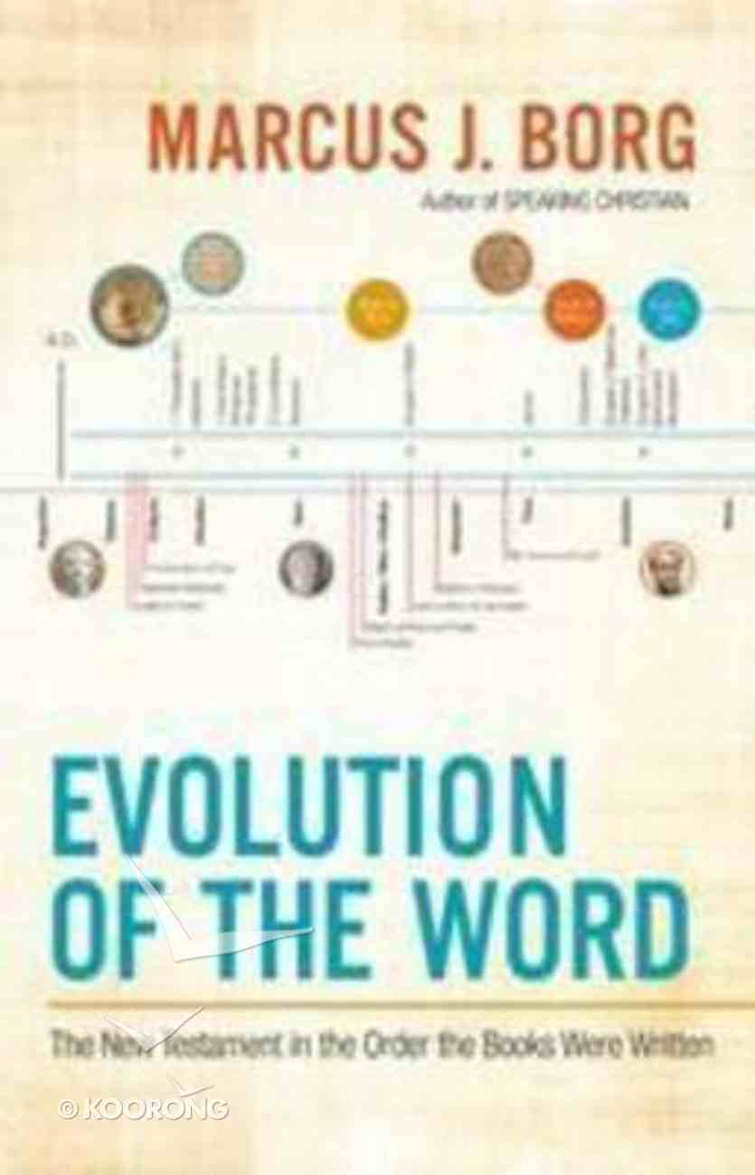 Evolution of the Word Paperback