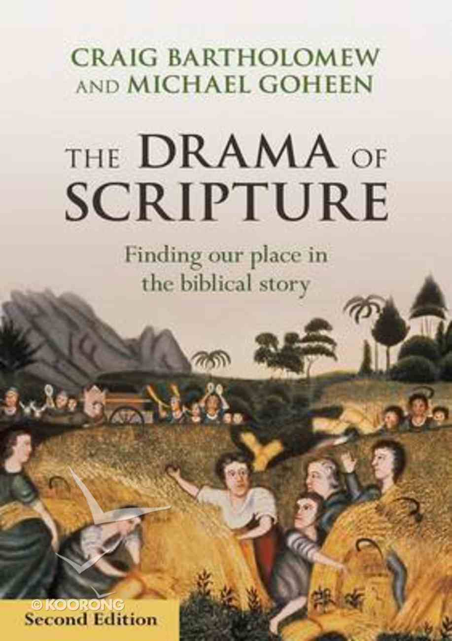 The Drama of Scripture Paperback
