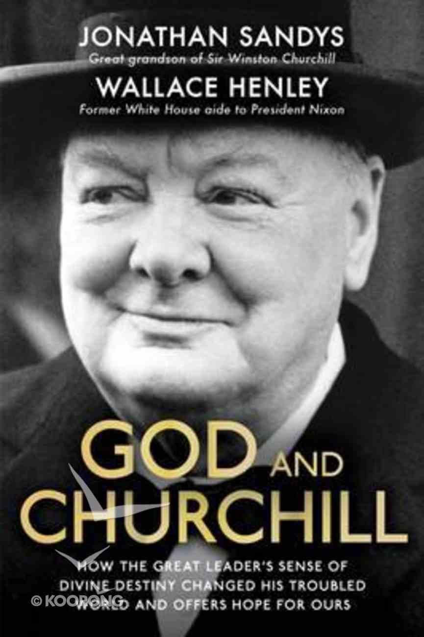 God and Churchill Hardback