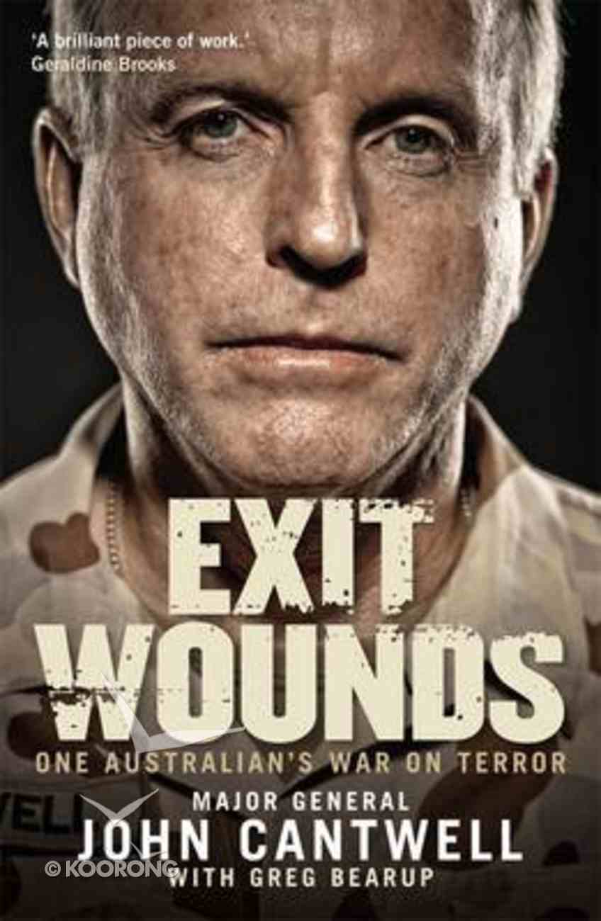 Exit Wounds Paperback