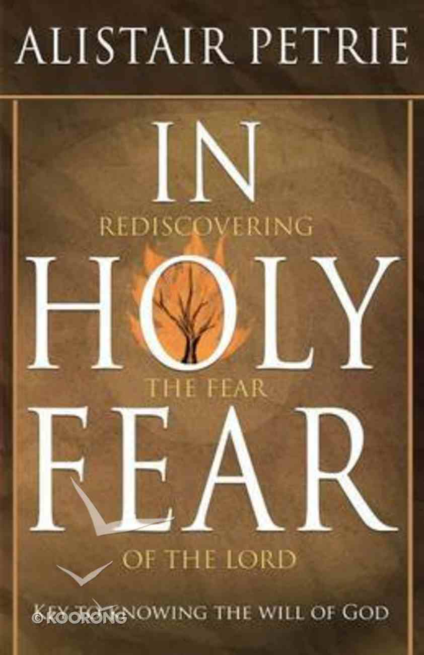 In Holy Fear Paperback