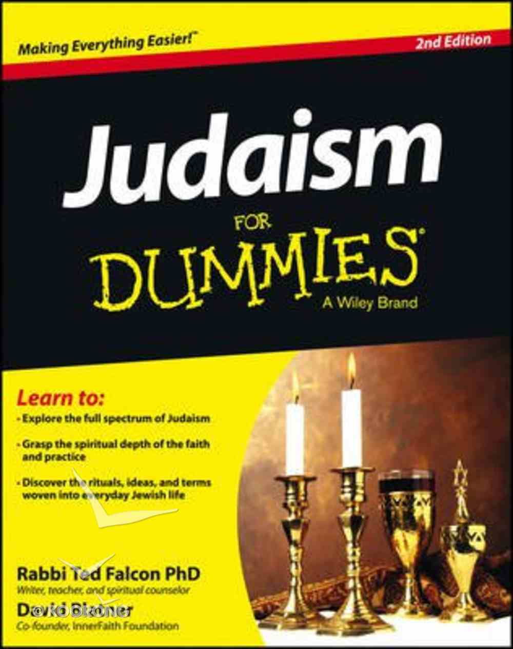 Judaism For Dummies (Second Edition) Paperback
