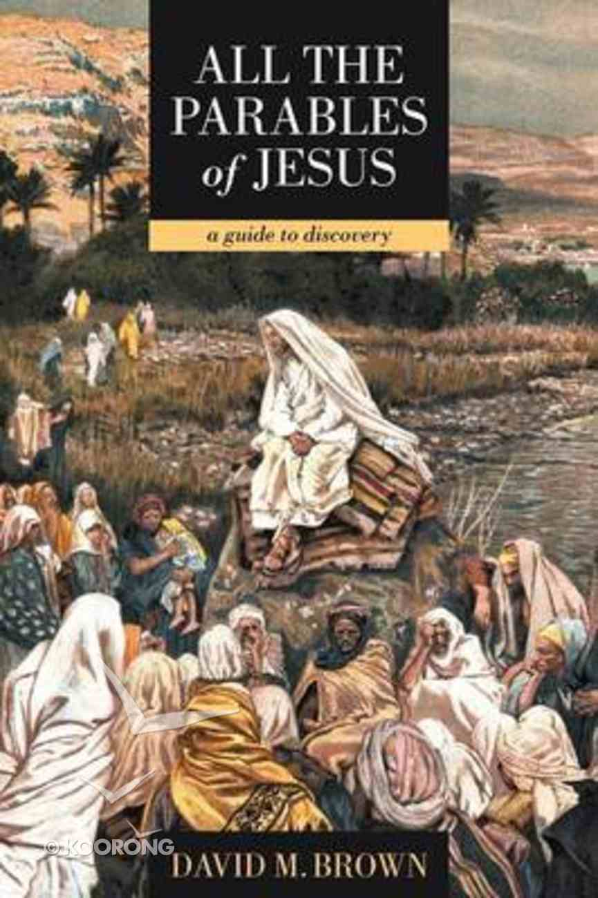 All the Parables of Jesus Paperback