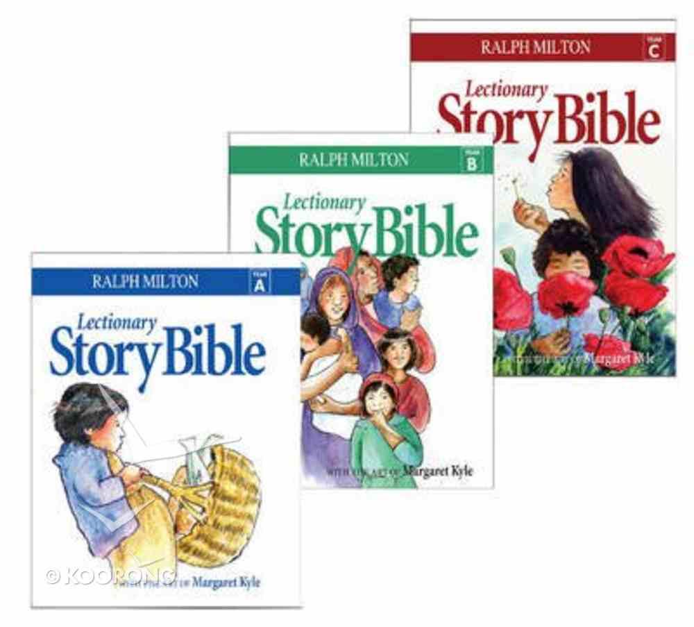 Lectionary Story Bible Set Hardback