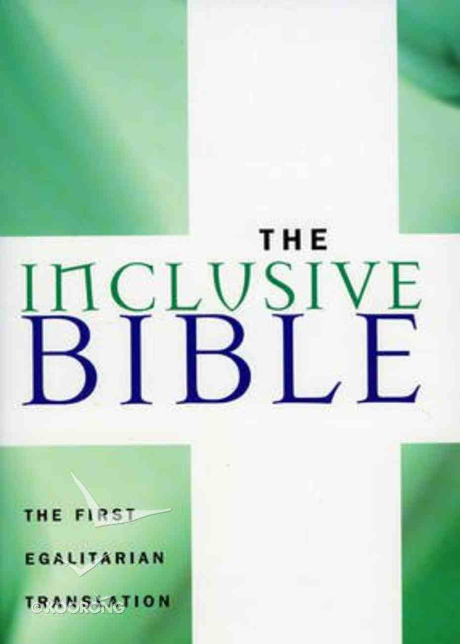 The Inclusive Bible Paperback