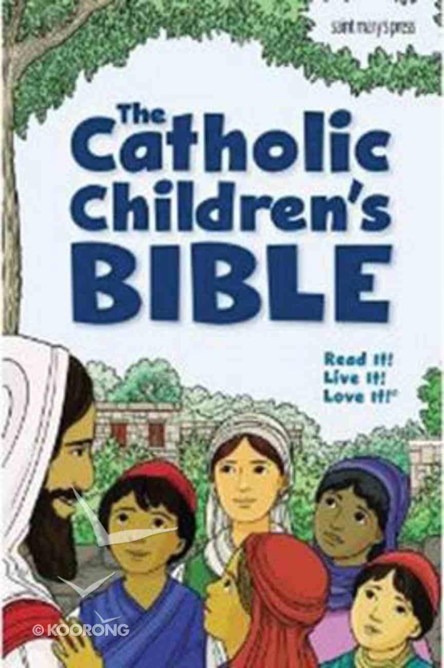 The GNB Catholic Children's Bible Paperback