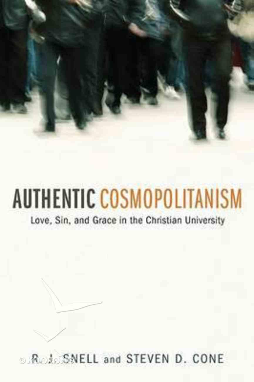 Authentic Cosmopolitanism Hardback