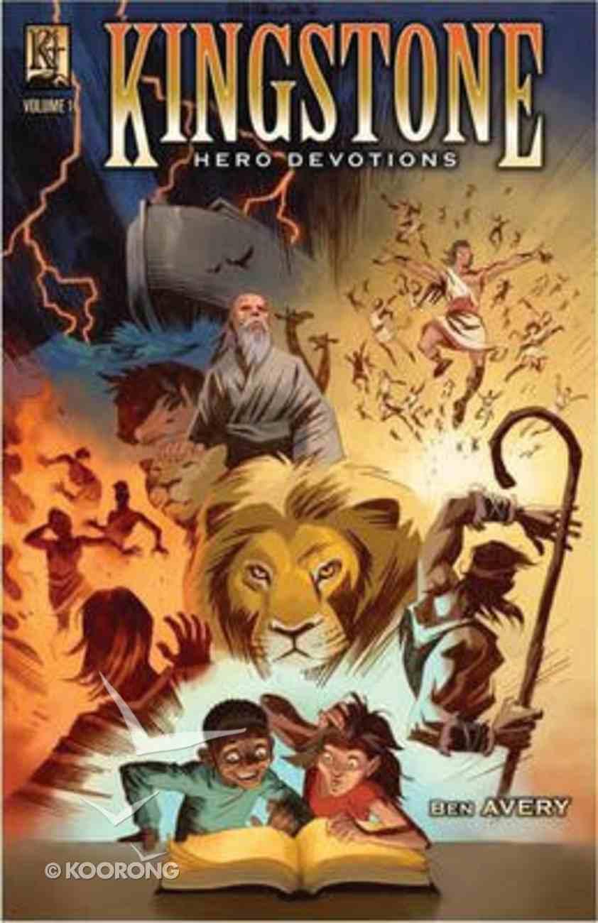 Hero Devotions (Kingstone Graphic Novel Series) Paperback
