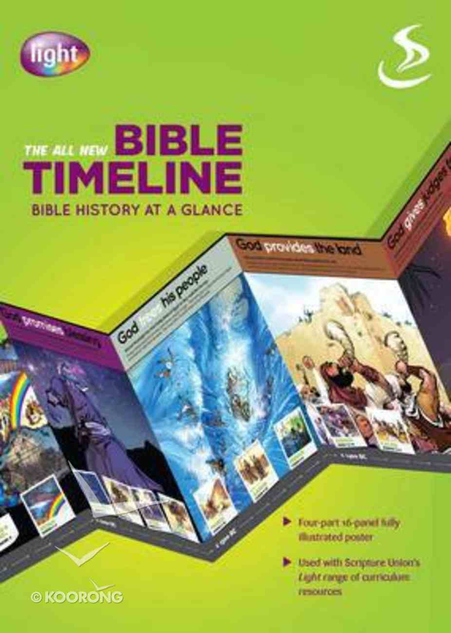 Bible Timeline (The All New) Pack