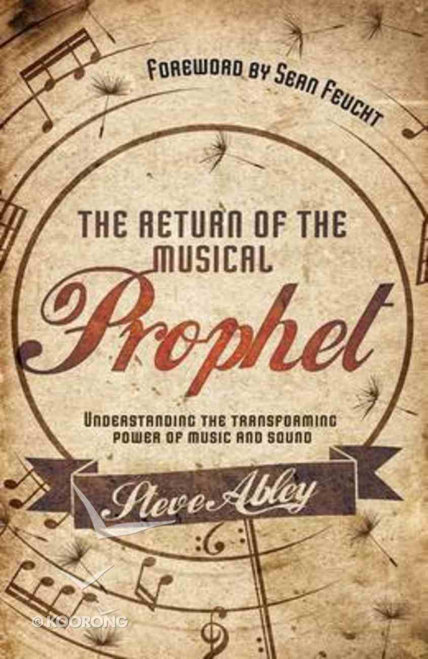 The Return of the Musical Prophet Paperback